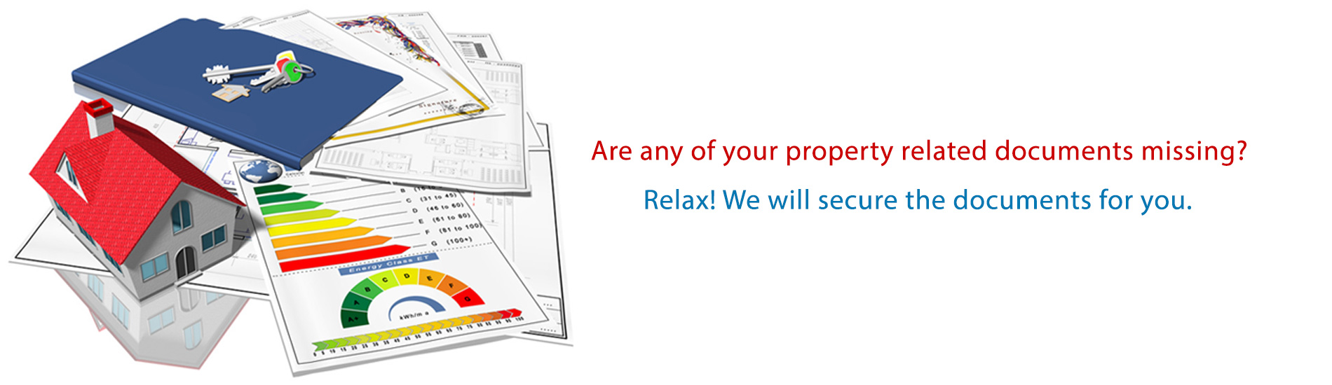 Missing Property Documents